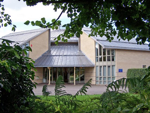St Luke's church building